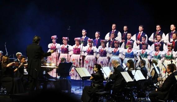 """Koncert zespołu """"Śląsk"""" w OiFP w Białymstoku, fot. Sylwia Krassowska"""