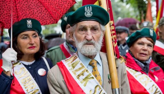 XVII Marsz Pamięci Zesłańców Sybiru, fot. Joanna Żemojda