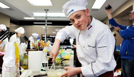 """Konkurs """"Gotuj z klasą!"""", fot. Sylwia Krassowska"""