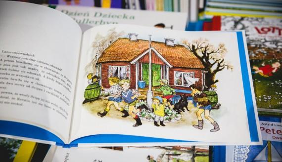 Festiwal Książki Artystycznej dla Dzieci w Białymstoku, fot. Joanna Szubzda