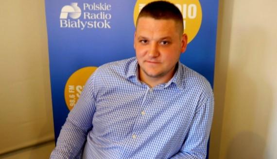 Sylwester Cimochowski - fot. Tomasz Kubaszewski