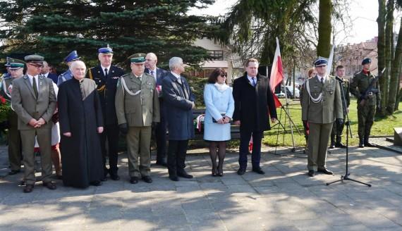 Obchody 7. rocznicy katastrofy smoleńskiej w Sejnach, fot. Iza Kosakowska