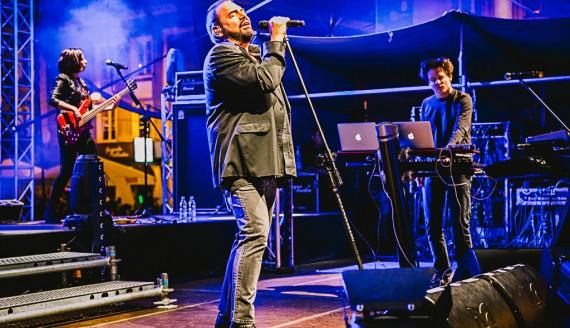 Koncert Alphaville w Białymstoku, fot. Joanna Żemojda