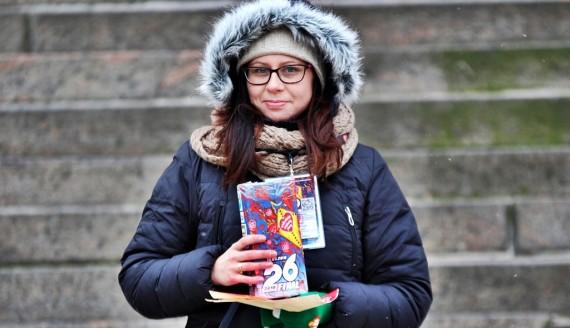 26. finał Wielkiej Orkiestry Świątecznej Pomocy w Białymstoku, fot. Sylwia Krassowska