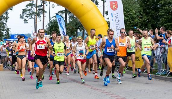 7. Budimex Półmaraton Augustowski, fot. Joanna Żemojda