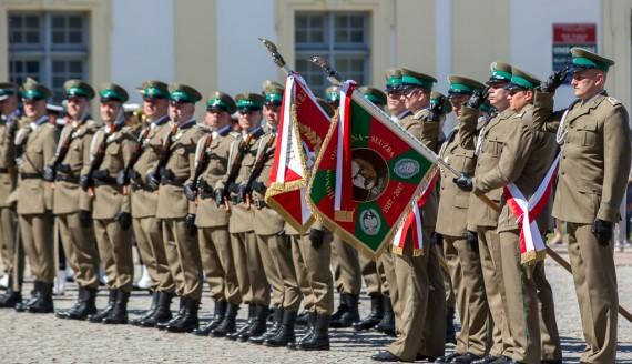 Święto Straży Granicznej, 2018, fot. Joanna Szubzda