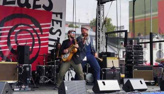 Suwałki Blues Festival, dzień 3, fot. Iza Kosakowska