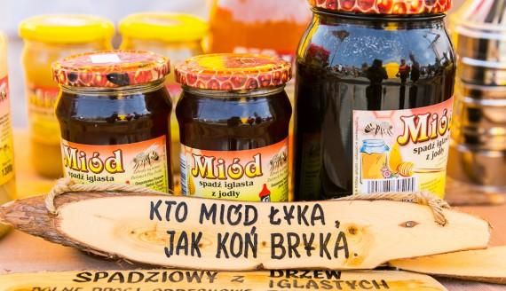 XVIII Biesiada Miodowa w Tykocinie, fot. Monika Kalicka