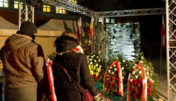 Białostocki Marsz Pamięci Żołnierzy Wyklętych, 01.03.2018, fot. Joanna Szubzda