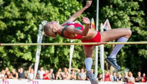 Mistrzostwa Polski w Lekkoatletyce w Białymstoku, fot. Joanna Żemojda