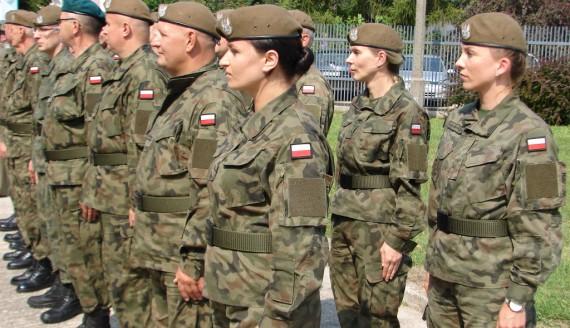 Święto Wojska Polskiego w Łomży, 13.08.2018, fot. Adam Dąbrowski