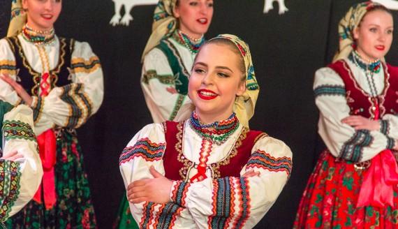 """Koncert Zespołu Pieśni i Tańca """"Kurpie Zielone"""", fot. Monika Kalicka"""