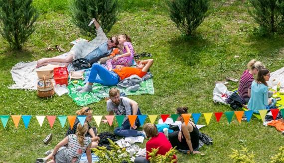 3. targ Śniadanie na trawie, fot. Joanna Żemojda