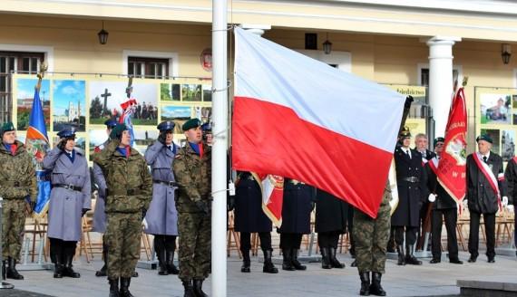 Obchody Święta Niepodległości w Białymstoku, 11.11.2017, fot. Sylwia Krassowska