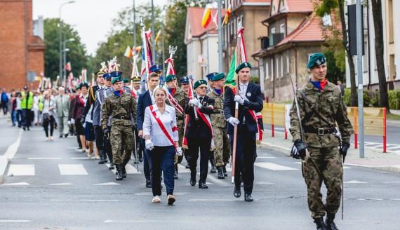 18. Międzynarodowy Marsz Pamięci Zesłańców Sybiru w Białymstoku, fot. Joanna Szuzbda