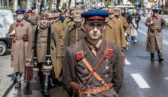 III Podlaski Marsz Cieni, fot. Joanna Żemojda