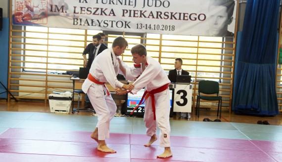 IX Międzynarodowy Turniej Judo im. Leszka Piekarskiego w Białymstoku, fot. Marcin Mazewski