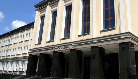 Budynek Sądu Okręgowego w Białymstoku, fot. Wojciech Szubzda
