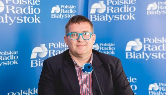 dr Michał Klepka, fot. Joanna Szubzda