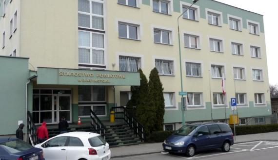 Starostwo powiatowe w Białymstoku, fot. Ewelina Buczyńska