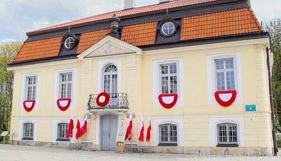 Pałacyk Gościnny w Białymstoku