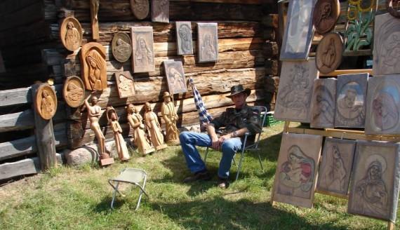 Niedziela na Rocha w Nowogrodzie, 18.08.2013, foto Adam Dąbrowski