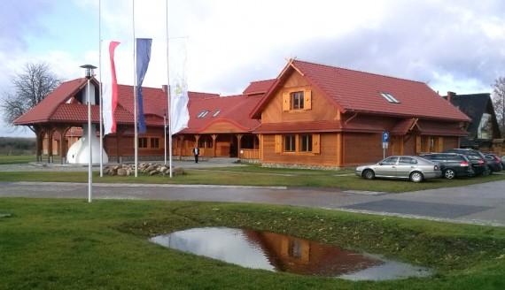 Centrum Edukacji i Kultury Muzułmańskiej w Kruszynianach, fot. Adam Klimiuk