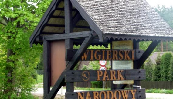 Wigierski Park Narodowy, fot. Renata Siepka