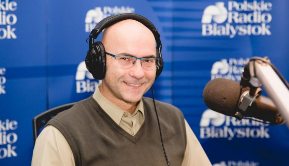 Jarosław Krawczyk, fot. Joanna Szubzda