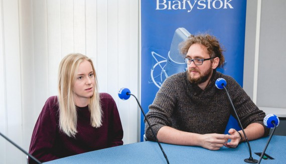 Izabela Zachowicz i Daniel Lasecki, fot. Joanna Szubzda