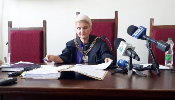 sędzia Katarzyna Topczewska, fot. Marta Nazarko
