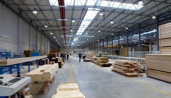 Fabryka firmy Nordhus w Bielsku Podlaskim, fot. Michał Stepaniuk