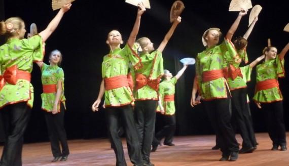"""Festiwal Piosenki i Tańca """"Muszelki Wigier"""", fot. Anna Przybycień"""