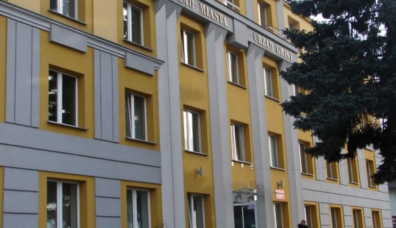 Urząd miasta i gminy w Kolnie - fot. A. Dąbrowski