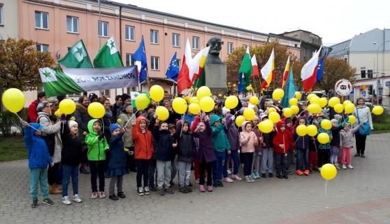 100. rocznica śmierci Ludwika Zamenhofa - obchody w Białymstoku, fot. Andrzej Bajguz