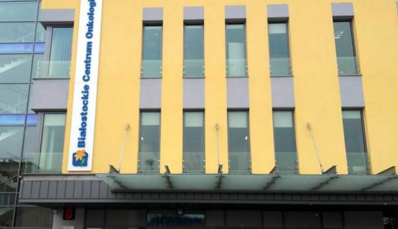Białostockie Centrum Onkologii, fot. Ryszard Minko