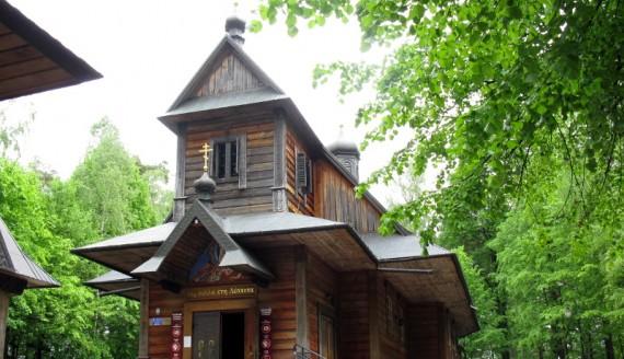 Św. Góra Grabarka, fot. Anna Choruży