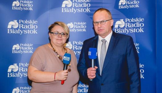 Iza Kosakowska i Tomasz Kubaszewski, fot. Joanna Szubzda