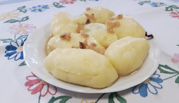 Kartacze z serem - przepis Danuty Pilarek z Siemiatycz, fot. Renata Reda