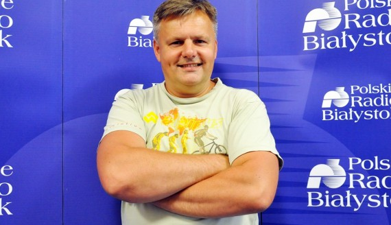 Dariusz Ochrymiuk, fot. Marcin Mazewski