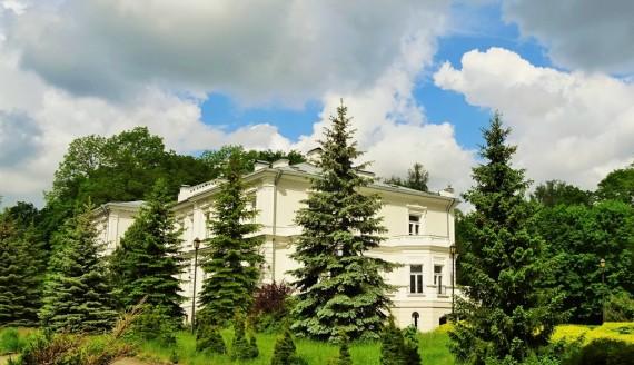 Wciąż malowniczy Park Lubomirskich na białostockich Dojlidach, fot. Aneta Gałaburda