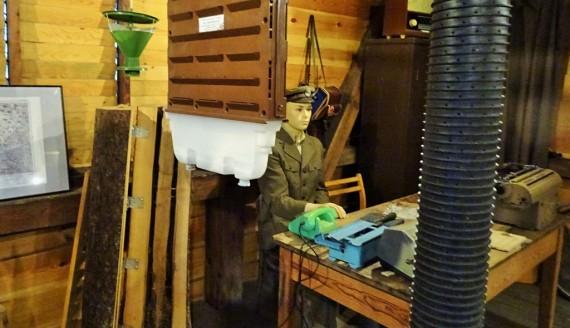 Niezwykłe muzeum w Kompleksie Wyłuszczarni Nasion w Czarnej Białostockiej, fot. Aneta Gałaburda