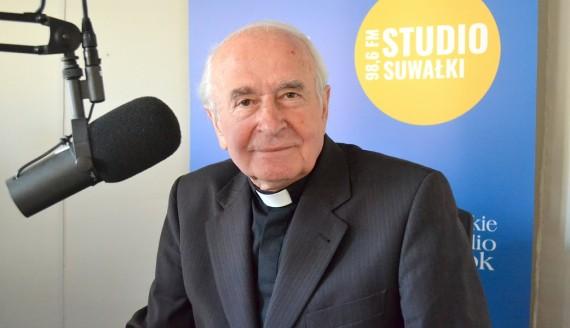 ks. Stanisław Wysocki - fot. M. Kapuściński