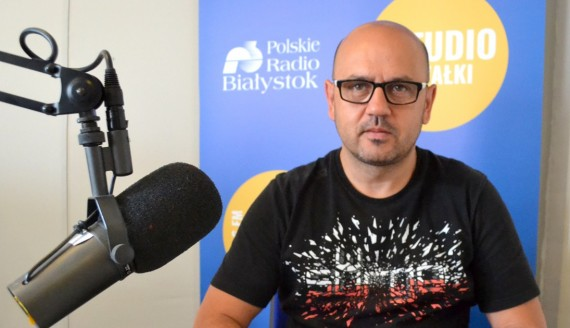 Grzegorz Gorlo - fot. Marcin Kapuściński