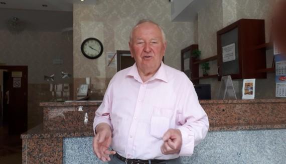 Tadeusz Milewski, fot. Irena Poczobut