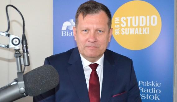 Grzegorz Mackiewicz - fot. Marcin Kapuściński