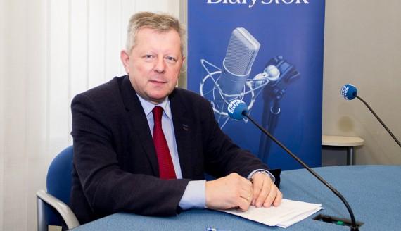 Grzegorz Kucharewicz, fot. Monika Kalicka