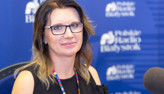 Elżbieta Półkośnik, fot. Monika Kalicka