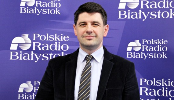 Mariusz Gromko, foto: Monika Kalicka