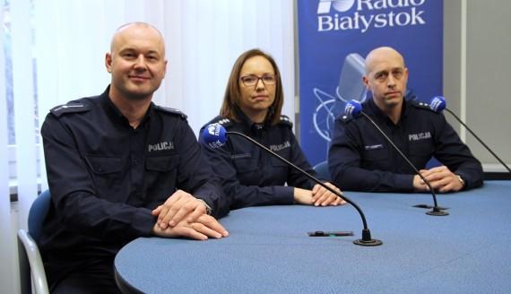 Wojciech Kosikowski, Wioletta Kwaśniewska, Tomasz Krupa, fot. Marcin Gliński
